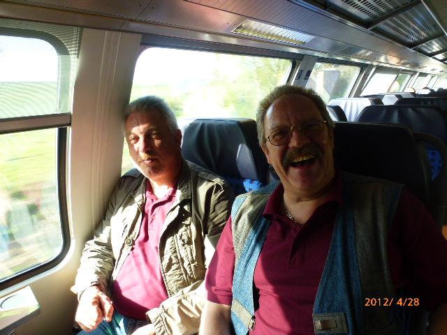 Familienausflug nach Hoffenheim vom 28.04. -29.04.2012