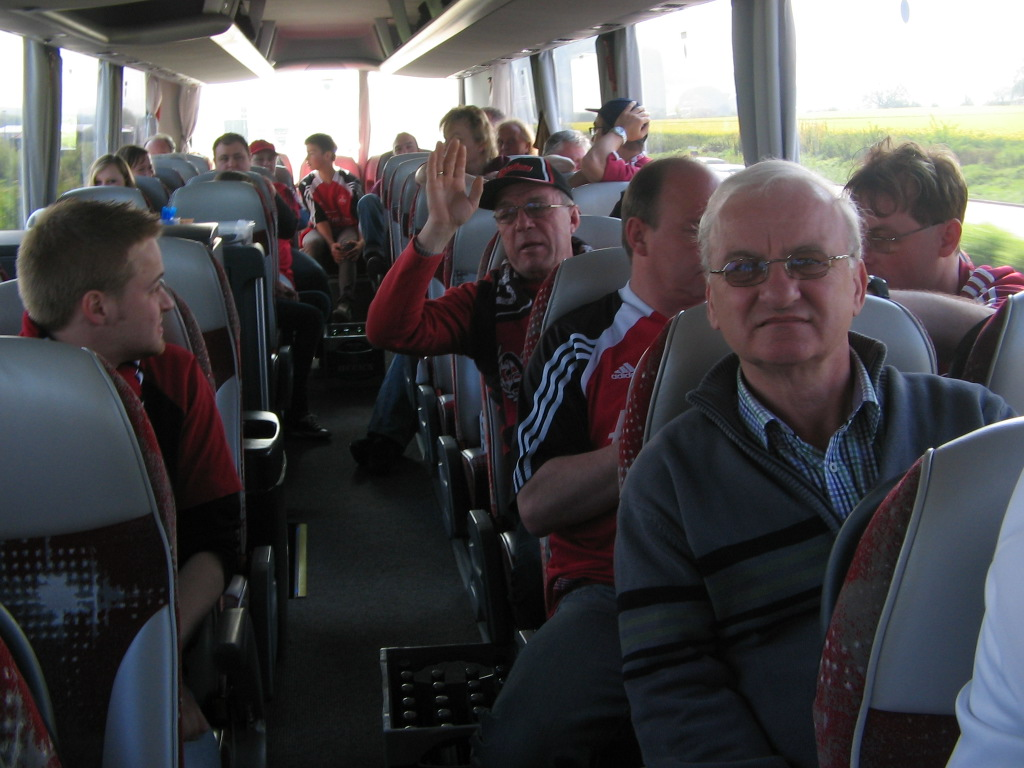 Busfahrt am 16.04.2011 nach Kaiserslautern