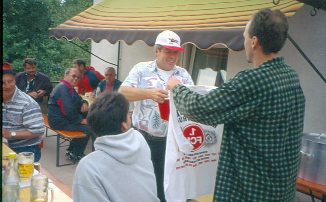 Langer Fest   8/98