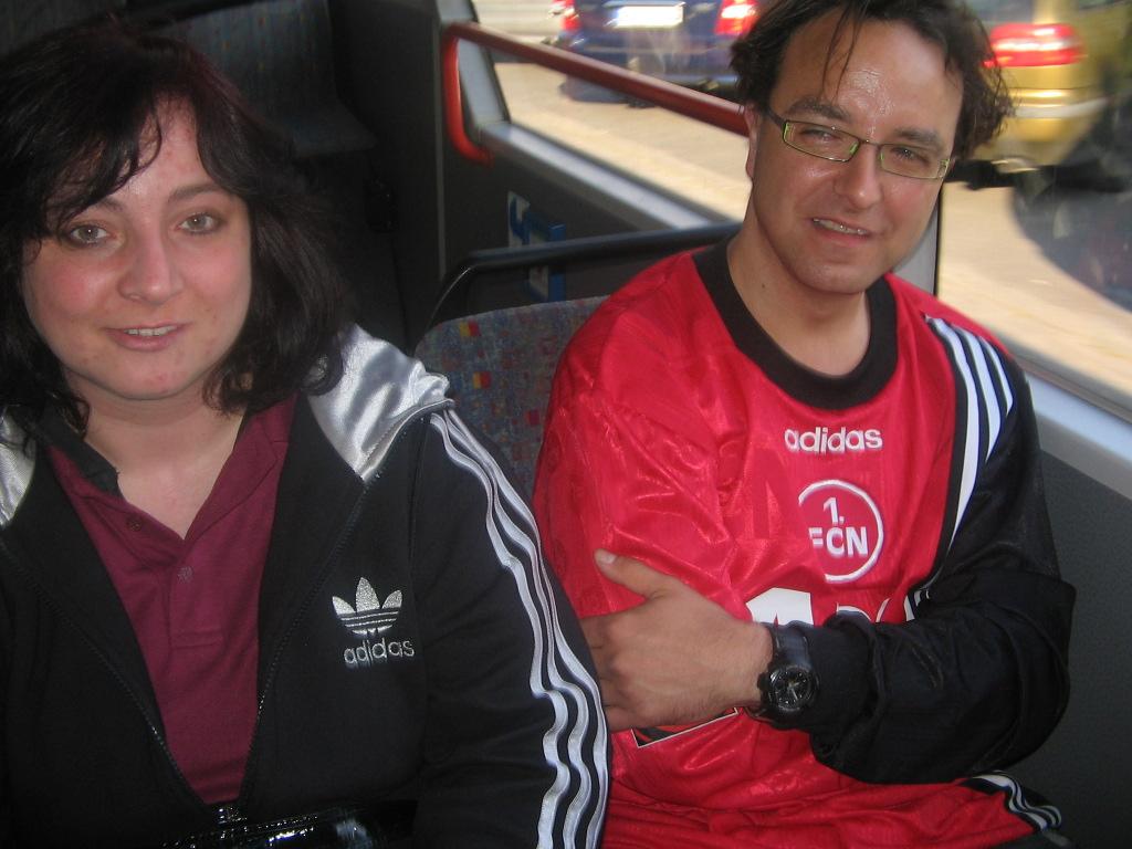 Familienausflug nach Hannover vom 13.05. - 15.05.2011