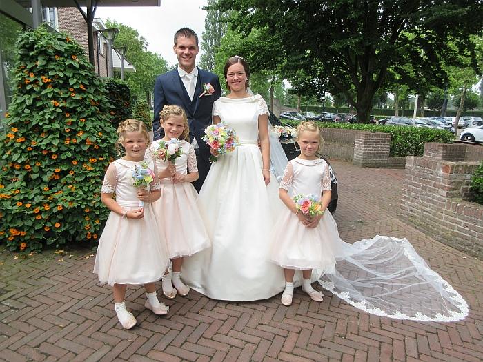 Bruidsmeisje prijs