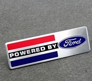 EMBLEMA POWERED BY FORD HORIZONTAL-18€