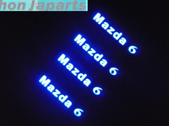 TALONERAS LED LOGO ON