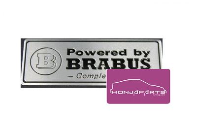 EMBLEMA POWERED BRABUS-18€