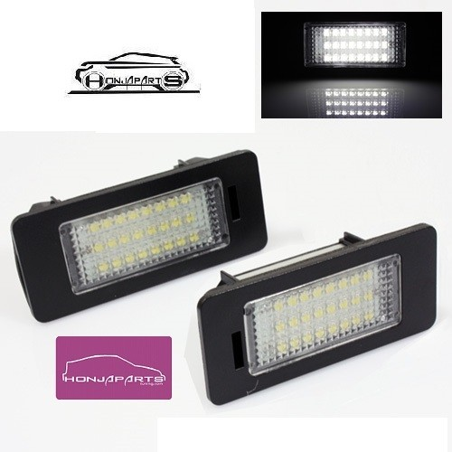 LUCES DE MATRICULA LED