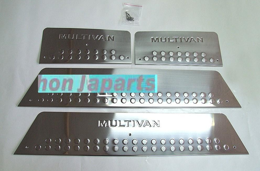 KIT 4 PLACAS ACCESO UMBRALES -99€