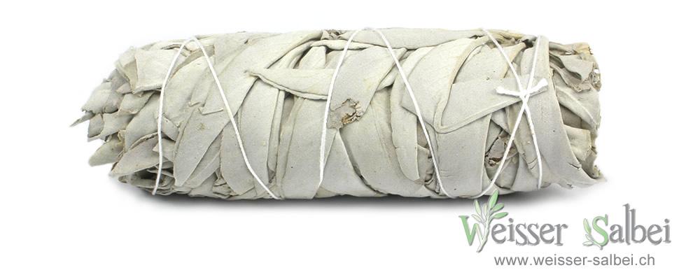 Weisser Salbei aus Kalifornien kleine Räucherbündel für Ausräucherung