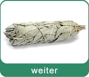 Weisser Salbei mini Räucherbündel
