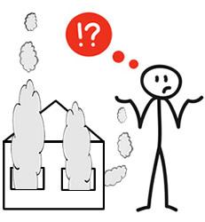 Ausräuchern bei Wohnungswechsel