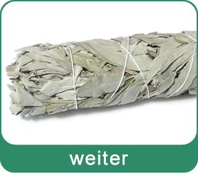 Weisser Salbei grosse Räucherbündel