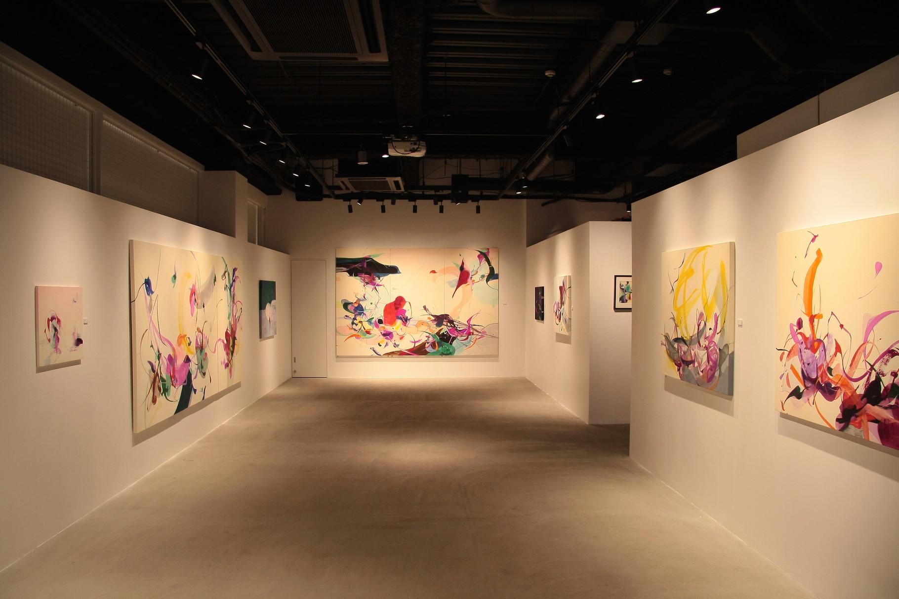 "2009 ""Blessing"" Mirai Gallery, Tokyo Japan"