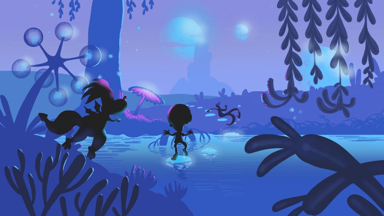 Planeta Nothur, onde sempre é noite