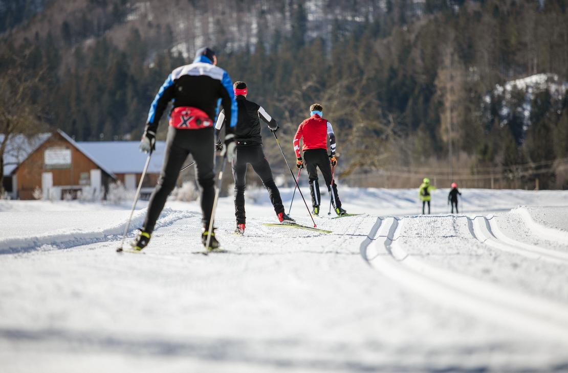 100% Langlaufvergnügen in der Urlaubsregion Pyhrn-Priel