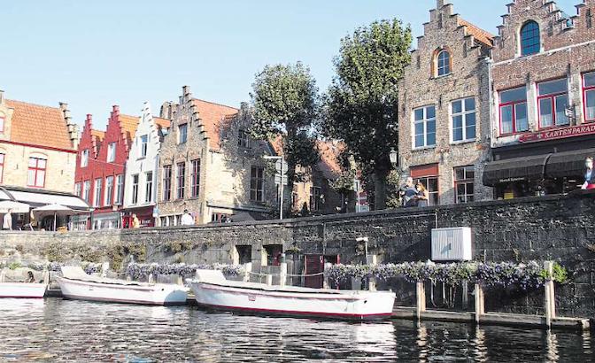 Boat Bike Tours im Kurier-Logbuch