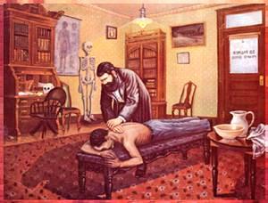 カイロプラクティックは約120年前にアメリカで発見された徒手療法です