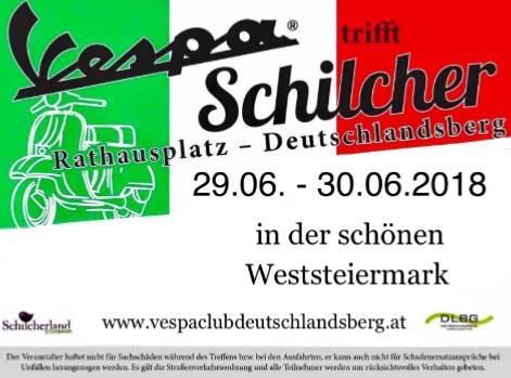 Vespa trifft Schilcher 2017
