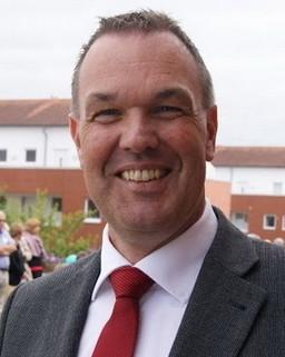 Der SPD Politiker Thomas Grambow