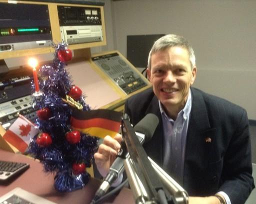 Ab Sonntag, den 21. Dezember 2014 live bei CHIN Radio Toronto hier auf diesem Portal zum Nachhören und Nachlesen: