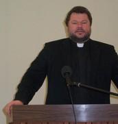 Reverend Siegfried Riehl
