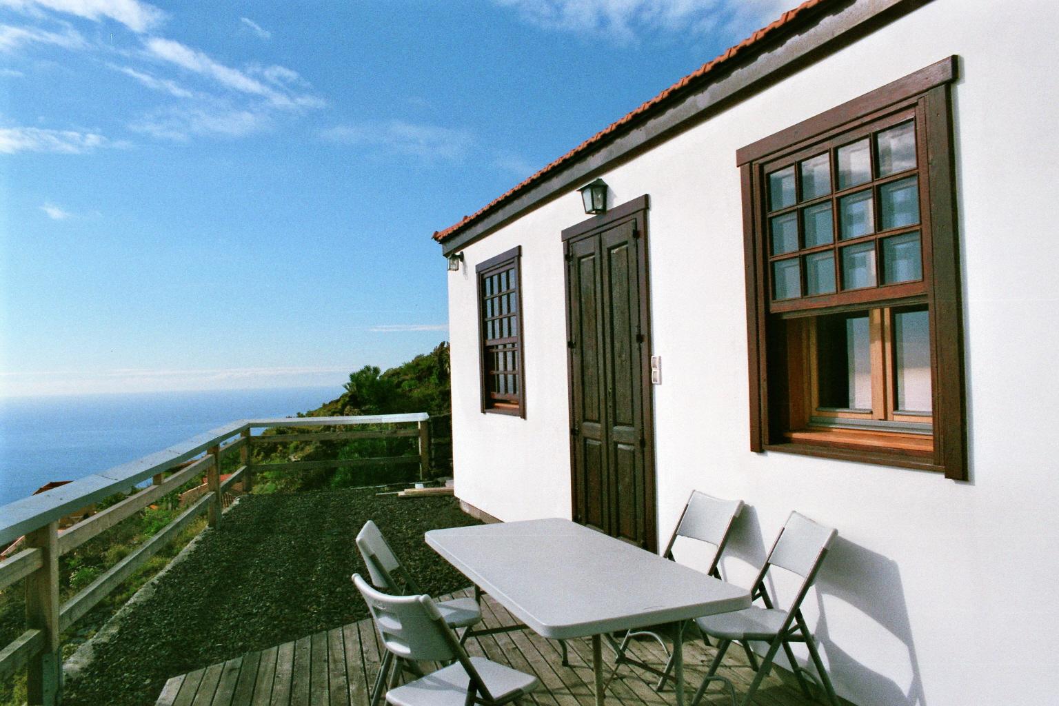 Casa Mirador - Terrasse - Las Indias - La Palma