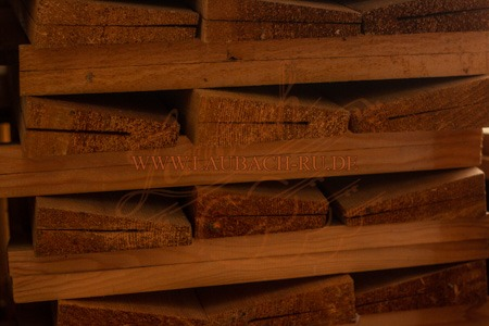 Alte Akustikholzfichte für den Geigenbau
