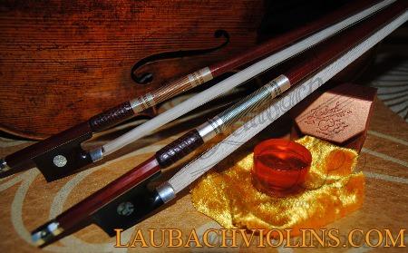 ヴァイオリンのためのラウバッハマスター弓