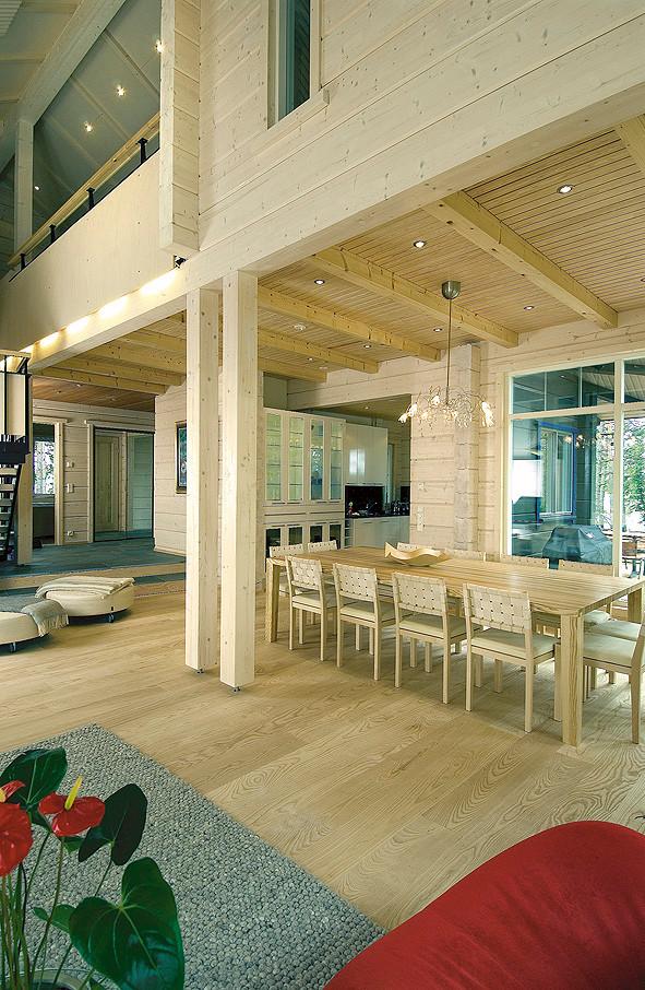 Des intérieurs modernes et spacieux