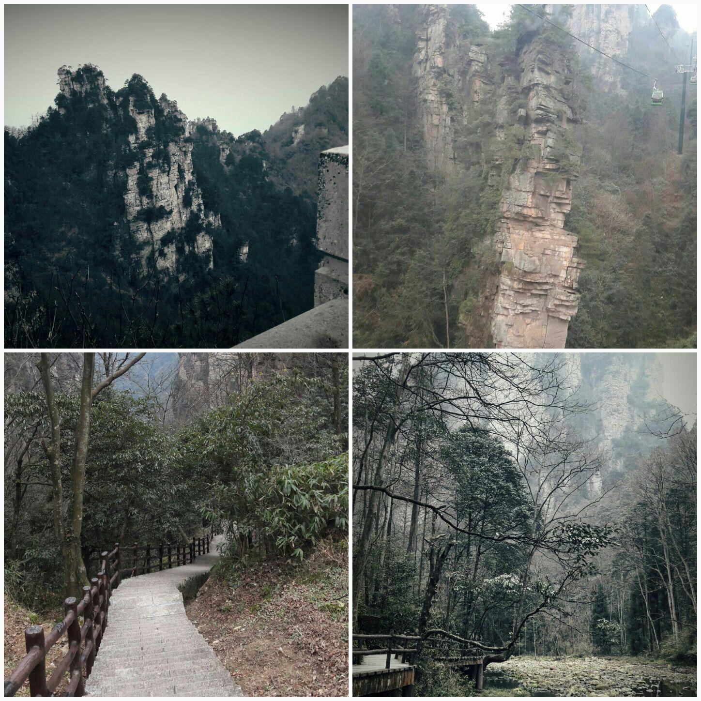 Tianshan in Zhiangjiajie