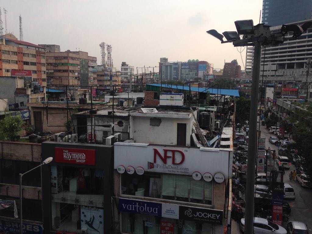 Noida - mein neuer Wohnort