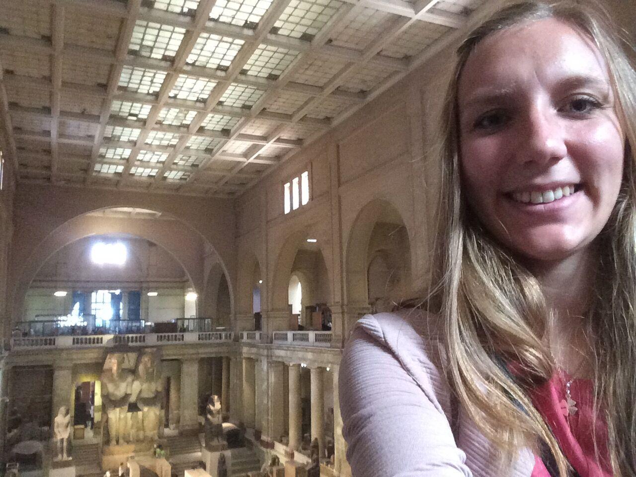 Besuch im ägyptischen Museum