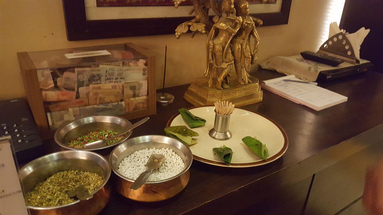 Mukhwas, die bunte indische Verdauungshilfe