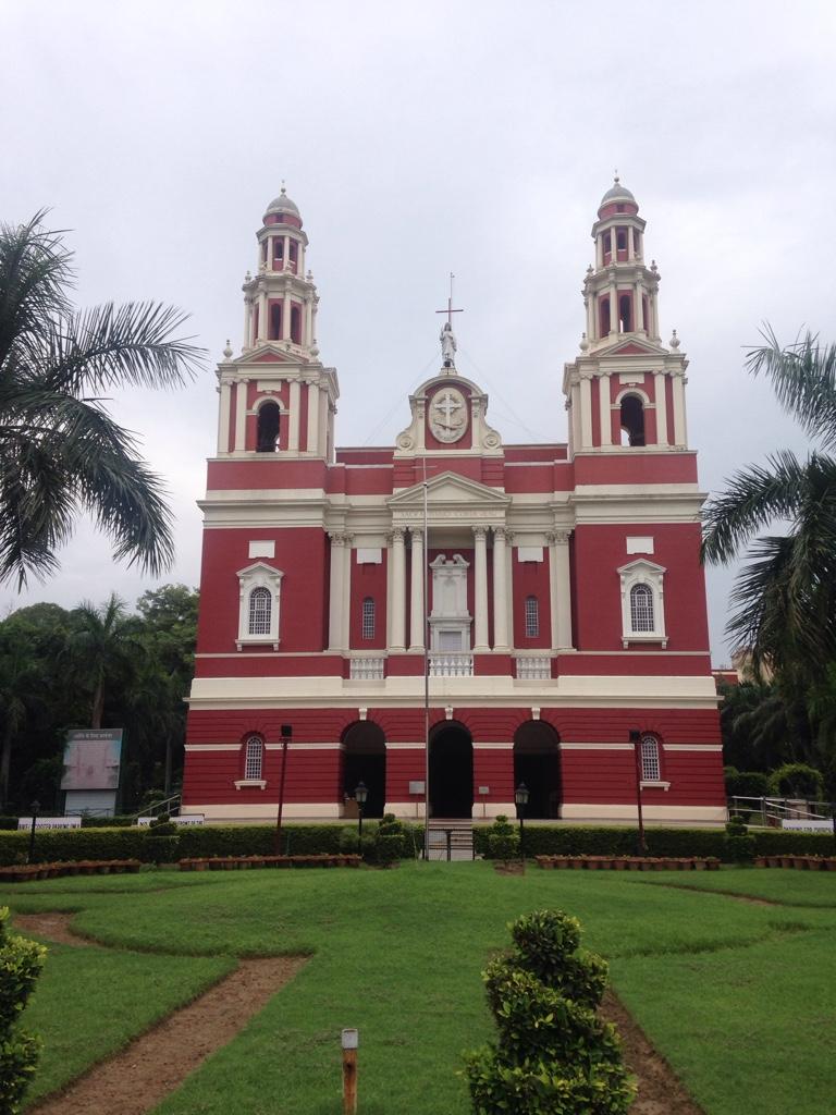 Kirche in Delhi