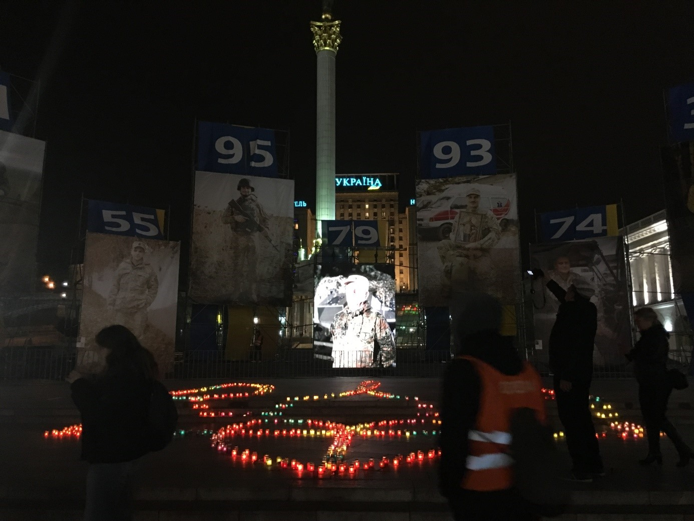 Der Majdan Nesaleschnosti