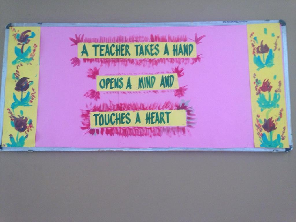 Motivation für Lehrer
