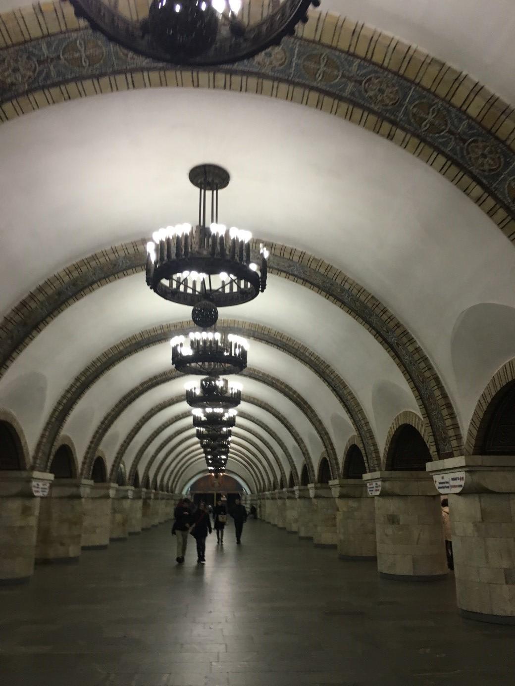 Eindrücke aus Kiew