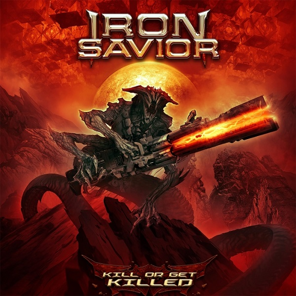 Iron Savoir Albumcover Kill Or Get killed