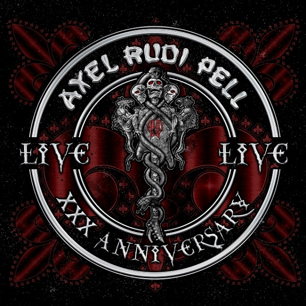 Axel Rudi Pell - Live Albumcover 2019