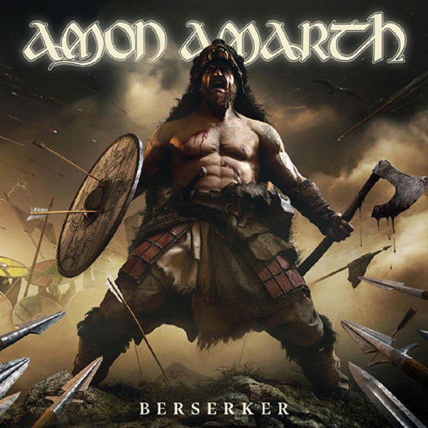 Amon Amarth Berserker Albumcover 2019