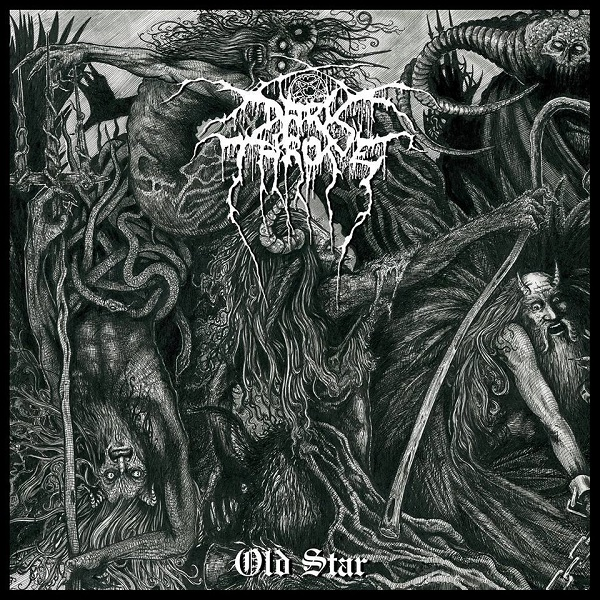 Darkthrone Old Star Albumcover 2019