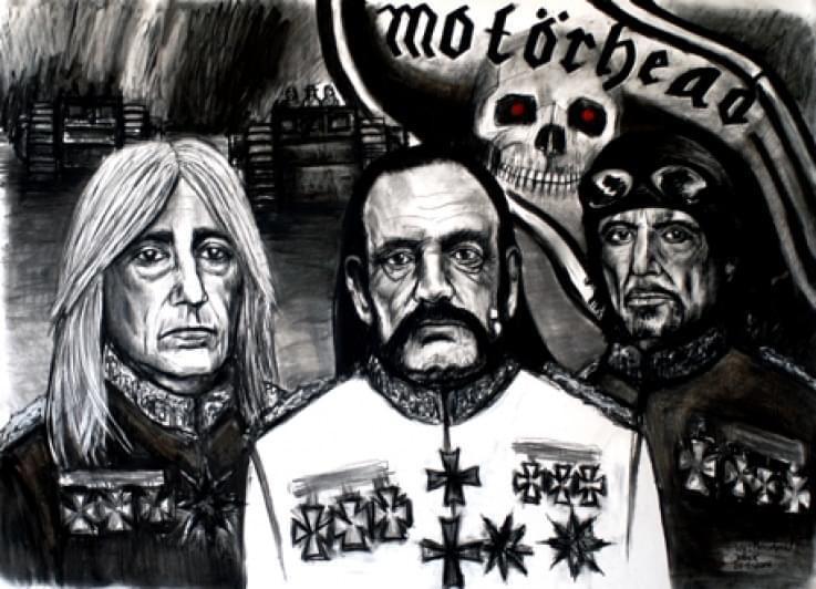 Todestag Lemmy