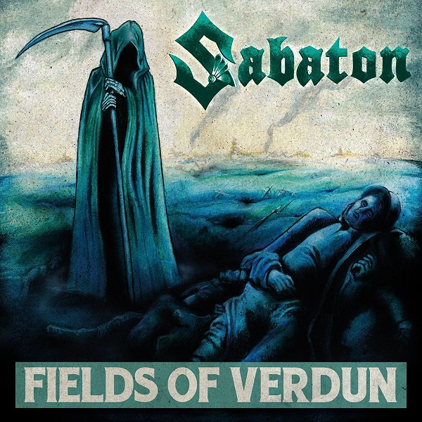 Sabaton - Fields Of Verdun Albumcover