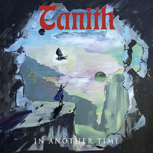 Tanith - In Another Time Cover Artwork