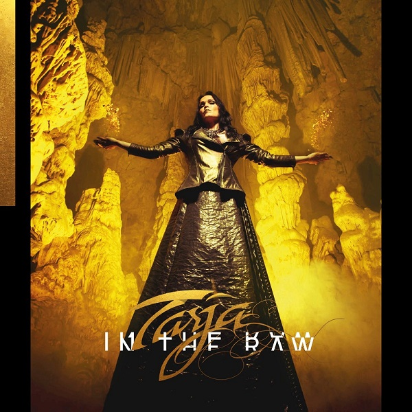 Tarja In The Raw Albumartwork