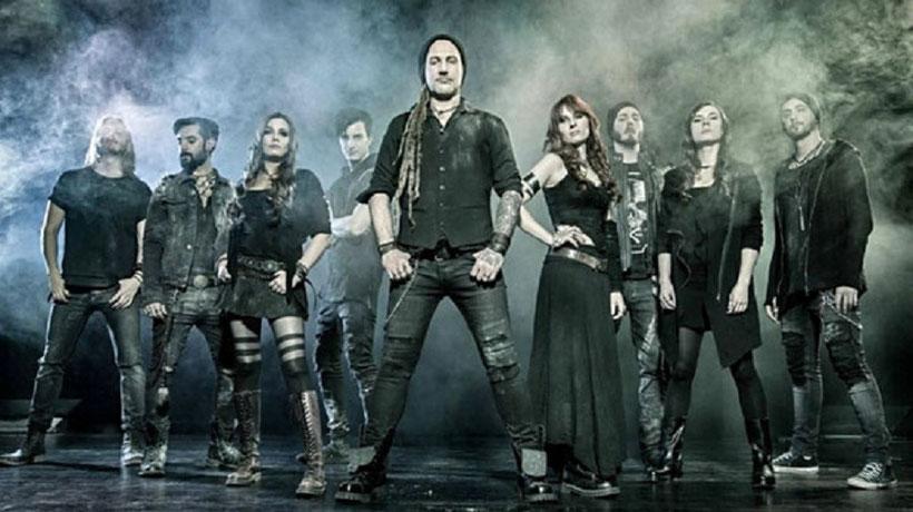 Eluveitie Band 2019