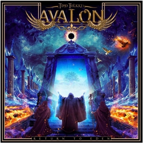 TIMO TOLKKI'S AVALON - 'Hear My Call'-Lyric-Video