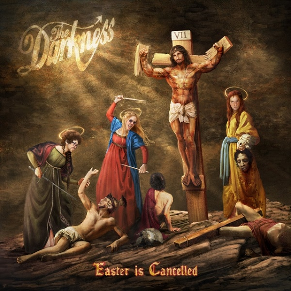 The Darkness - Easter is Cancelled Albumcover