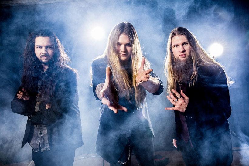 MAJESTICA - sprechen in zweitem Albumtrailer über ihre Zusammenarbeit mit Schlagzeuger Uli Kusch (ex-HELLOWEEN)