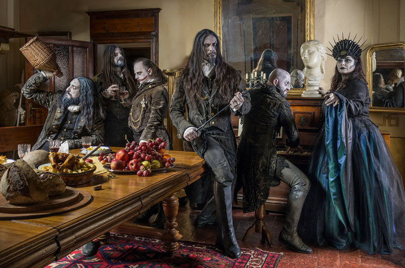 FLESHGOD APOCALYPSE - präsentieren 'The Fool'-Liveclip von »Veleno«- Bonus-Blu-ray »An Evening in Perugia«