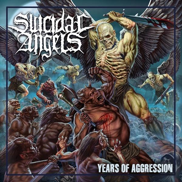 SUICIDAL ANGELS veröffentlichen Albumtitel, Cover und Releasetermin