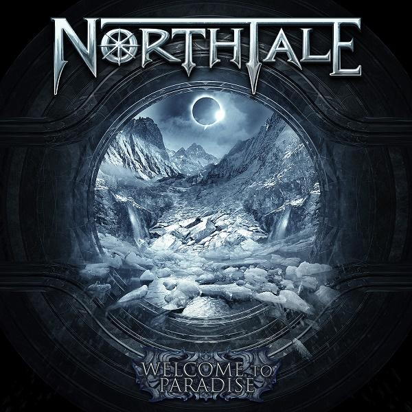 NORTHTALE - Releasedatum ihres Debütalbums »Welcome To Paradise«  / Coverartwork & Tracklist